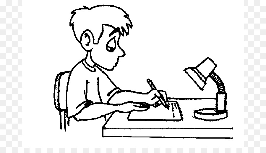 picture download Homework reading clip art. Writer clipart elementary writing.