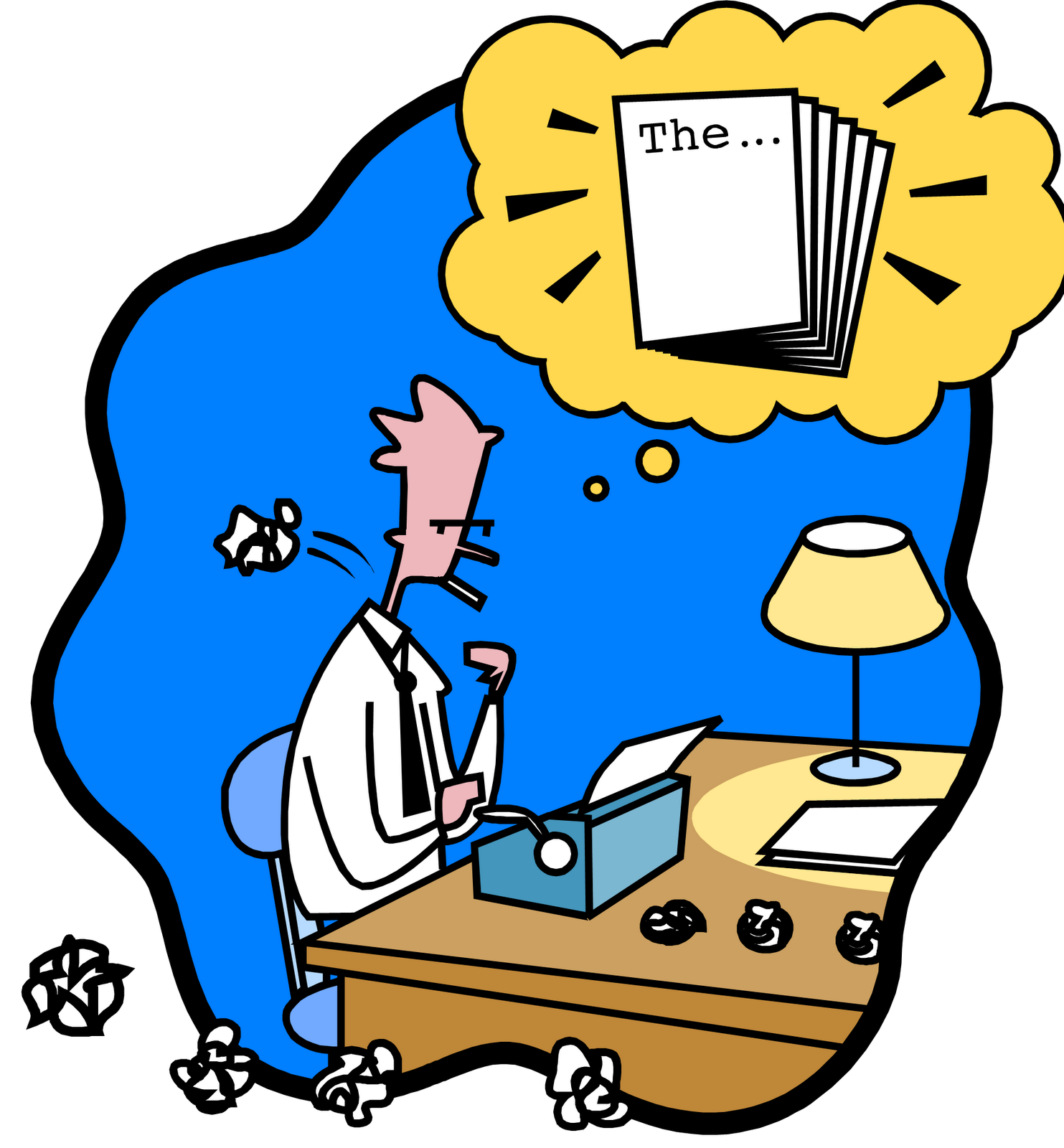picture library download Writer clipart essay. Writing book author transprent