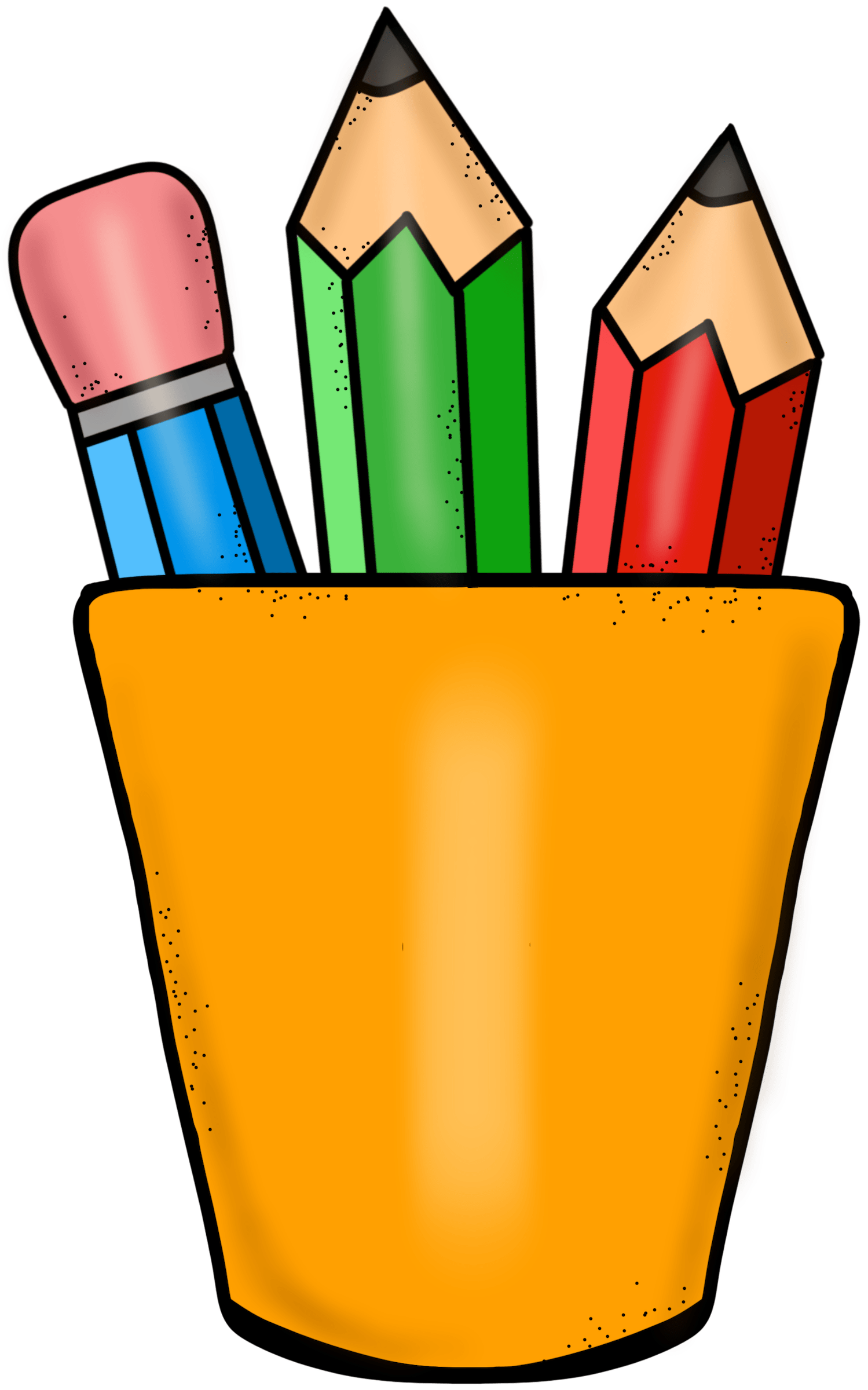 jpg free library Writer clipart focused student. Motivating students to revise.