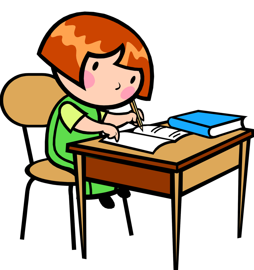 graphic free stock Writing child clip art. Writer clipart handwriting