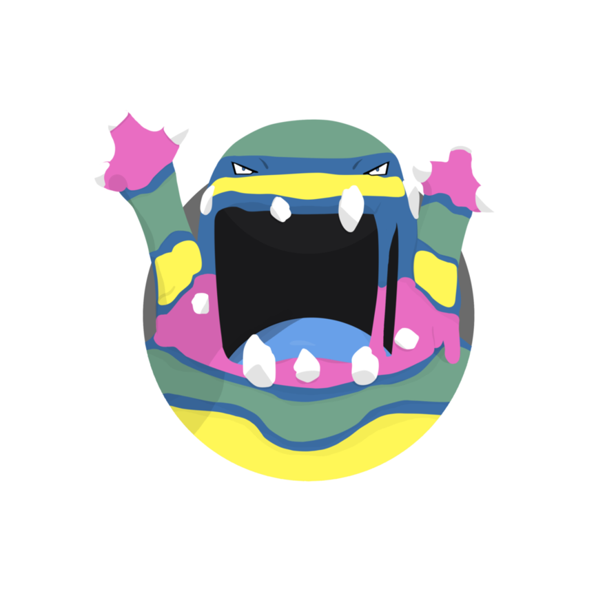 image transparent stock Alolan muk icon by. Writer clipart inability