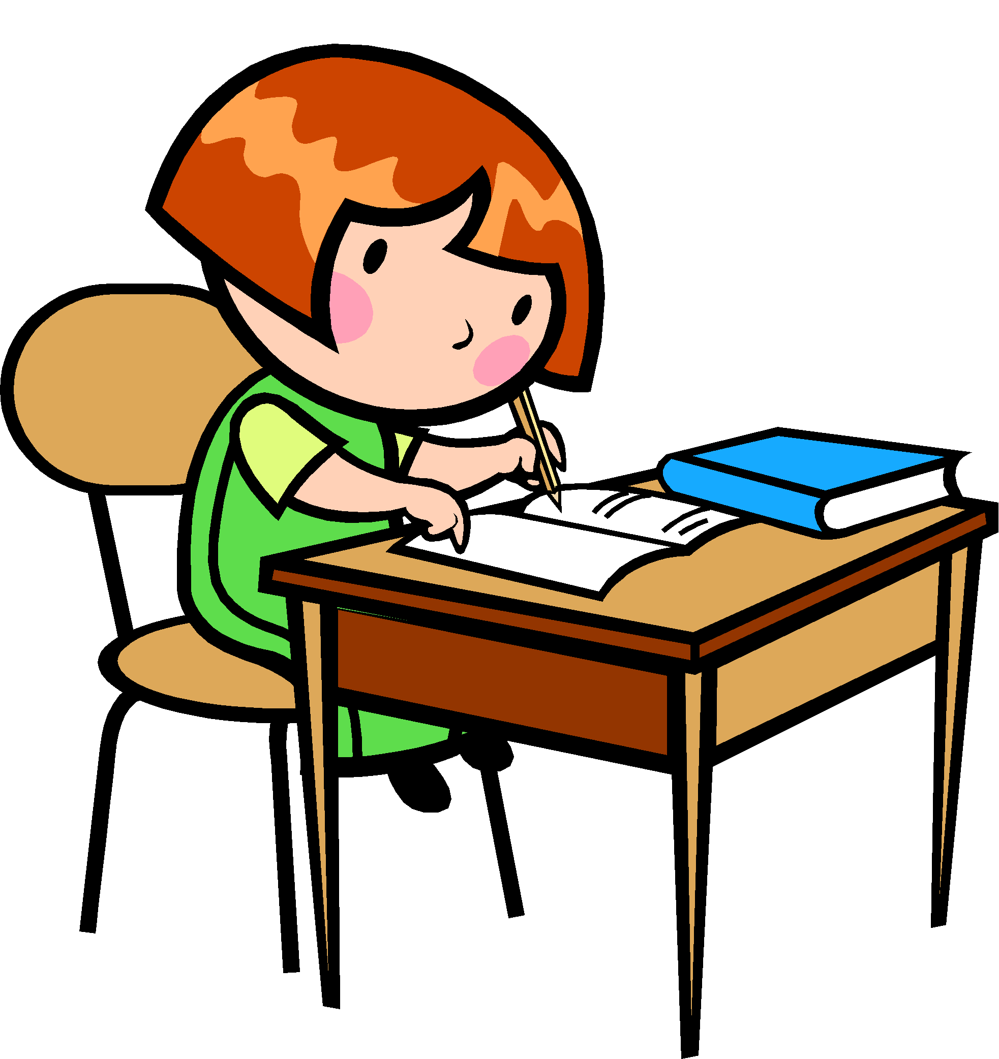 picture freeuse download Writer clipart kindergarten writing. Free images of children.