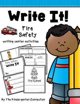 clip download Writer clipart kindergarten writing. Fire safety center activities.