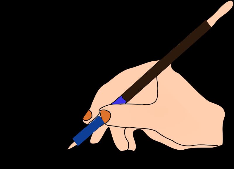 image download Handwriting . Writer clipart lyricist