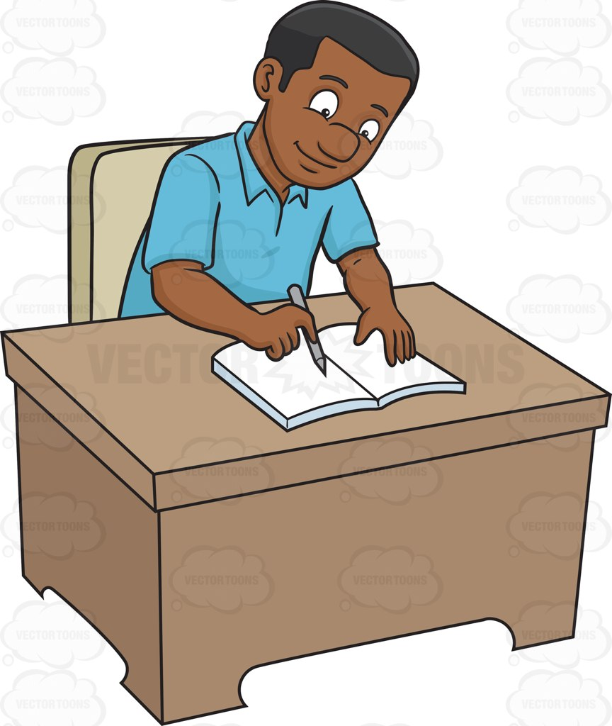 svg library download Writer clipart man. Cartoon person writing making