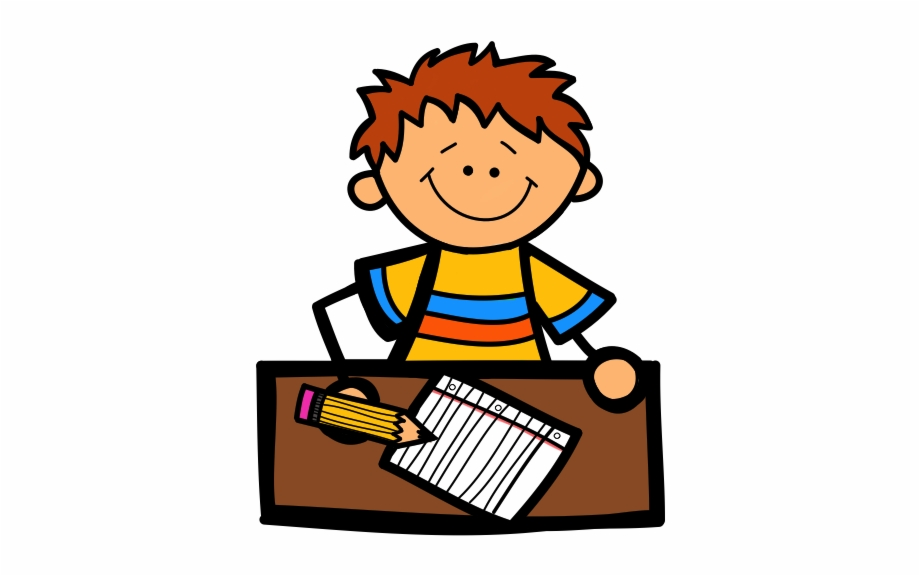 picture download Writer clipart math. Kid writing free png