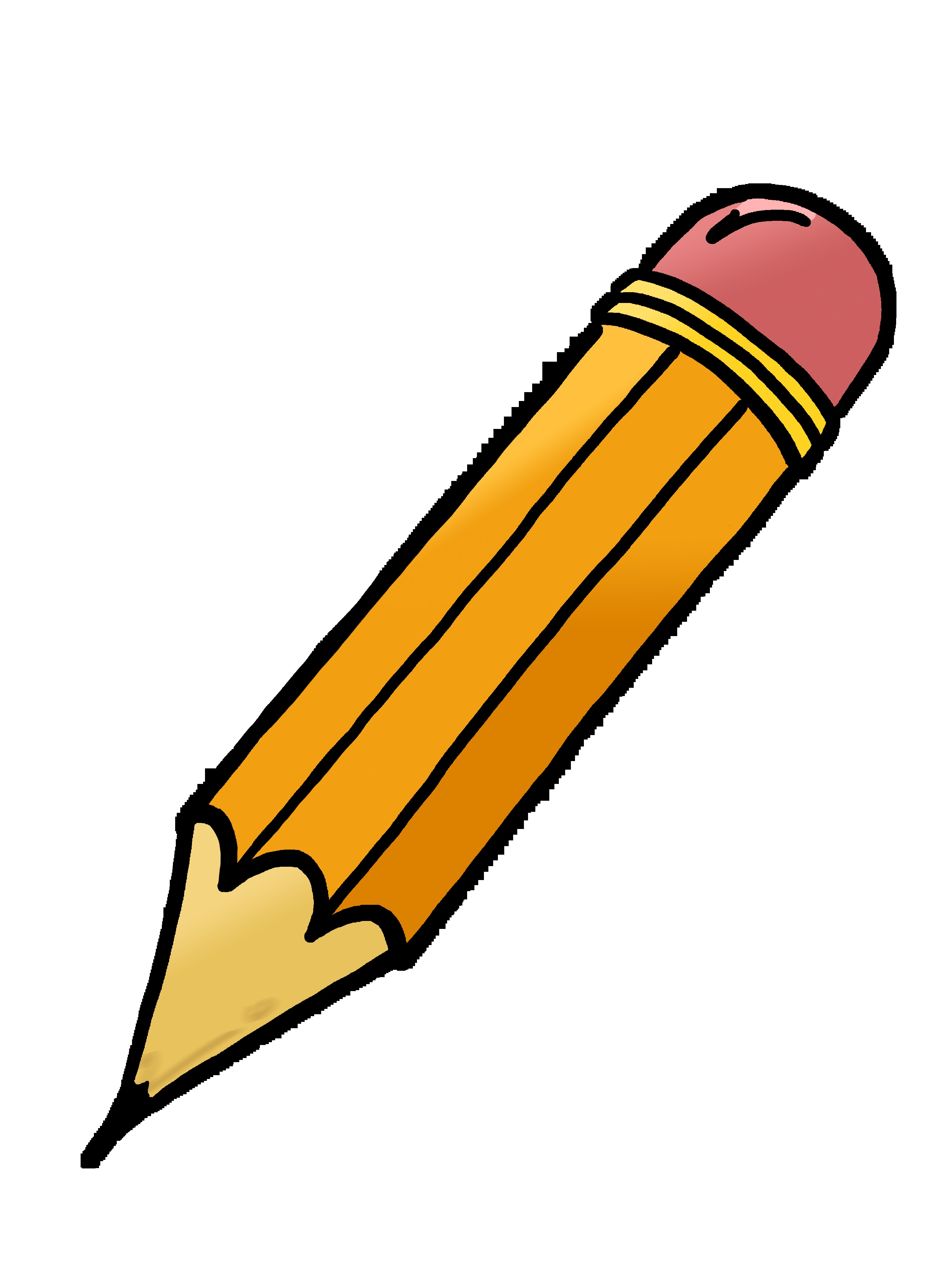 clipart stock Free pics download clip. Writer clipart pencil