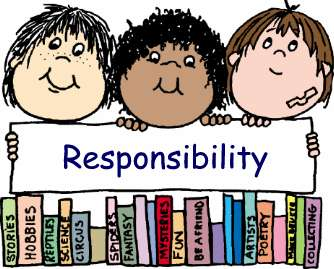 image royalty free download Writer clipart responsibility. Clip art female library