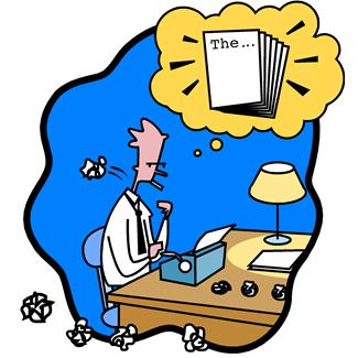 clipart library library Author . Writer clipart script