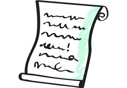 banner royalty free library Cartoon writing reviewwalls co. Writer clipart script.