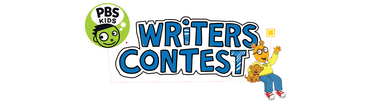 vector free stock Pbs kids writers contest. Writer clipart story writing