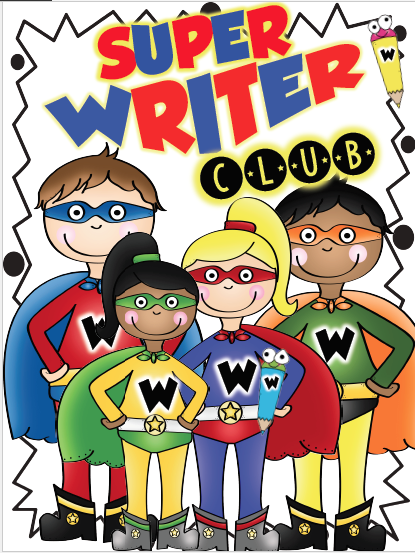 vector transparent library Club team newell . Writer clipart super