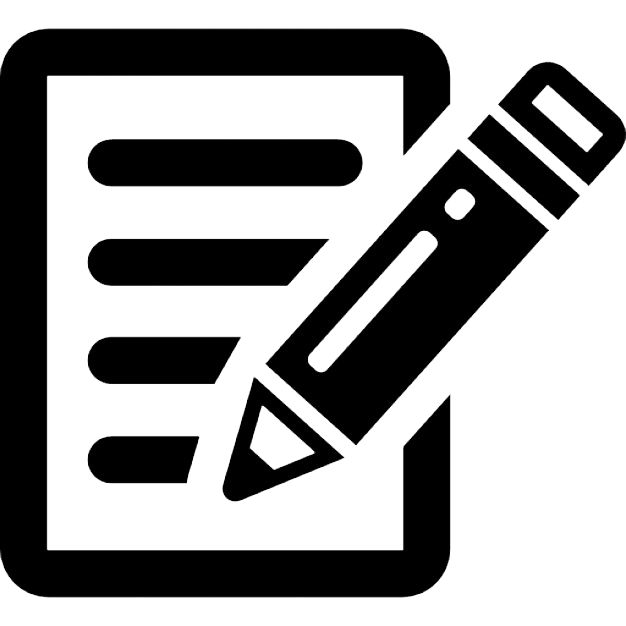 graphic library stock Writing computer icons book. Writer clipart writ