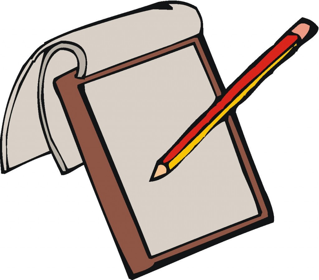 clipart free download Writer clipart write this down. Free download best on