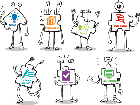 graphic library Writer clipart writer's. Traits writing the revolution