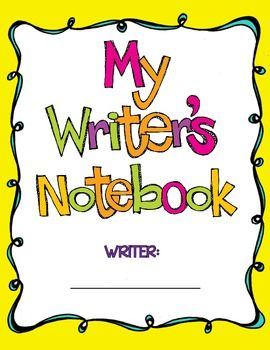 clip free library The s first grade. Writer clipart writer's notebook
