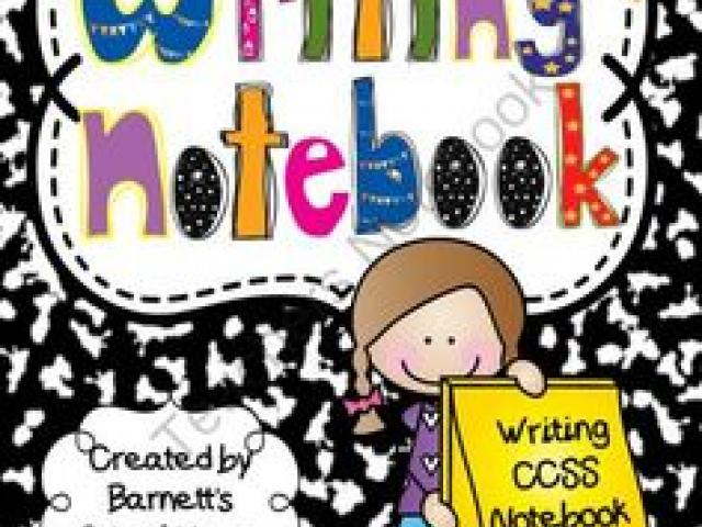 graphic royalty free Writer clipart writer's notebook. S x free clip