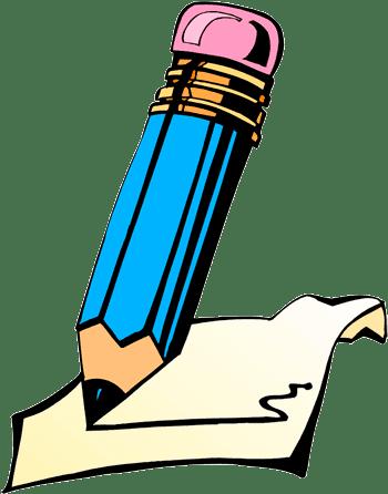 vector royalty free The kourt room february. Writer clipart written communication