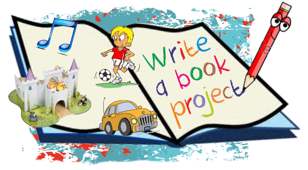 image download May st thomas s. Writing a book clipart