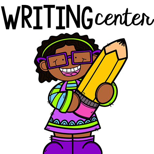 free Preschool . Writing center clipart