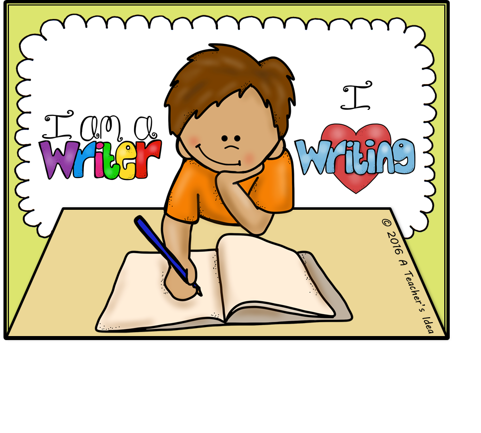 clip black and white download Writing letter clipart. Independent