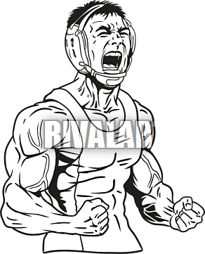 clip art black and white library Wrestling Drawing at GetDrawings