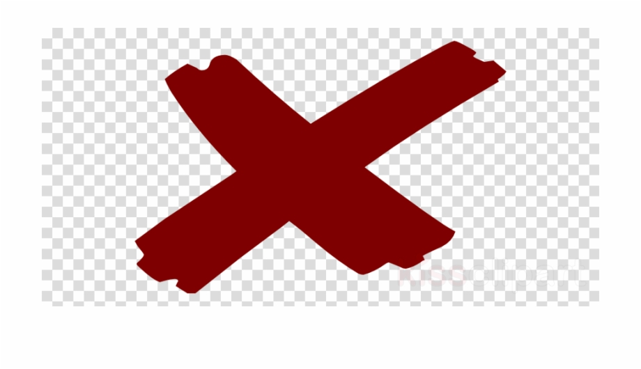 royalty free Transparent mark free png. X marks the spot clipart