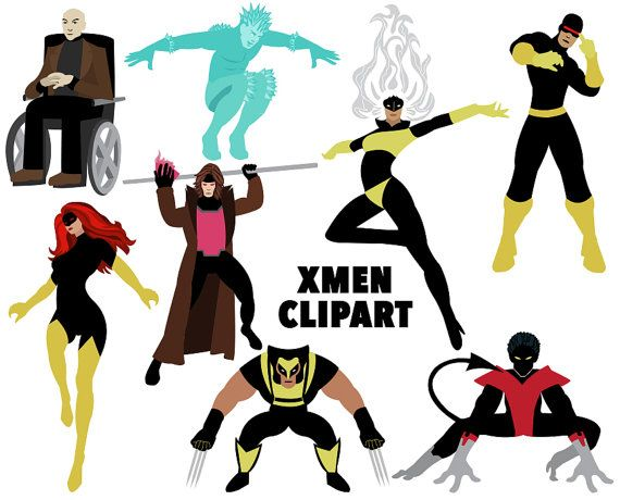 png free stock Super hero images jean. X men clipart