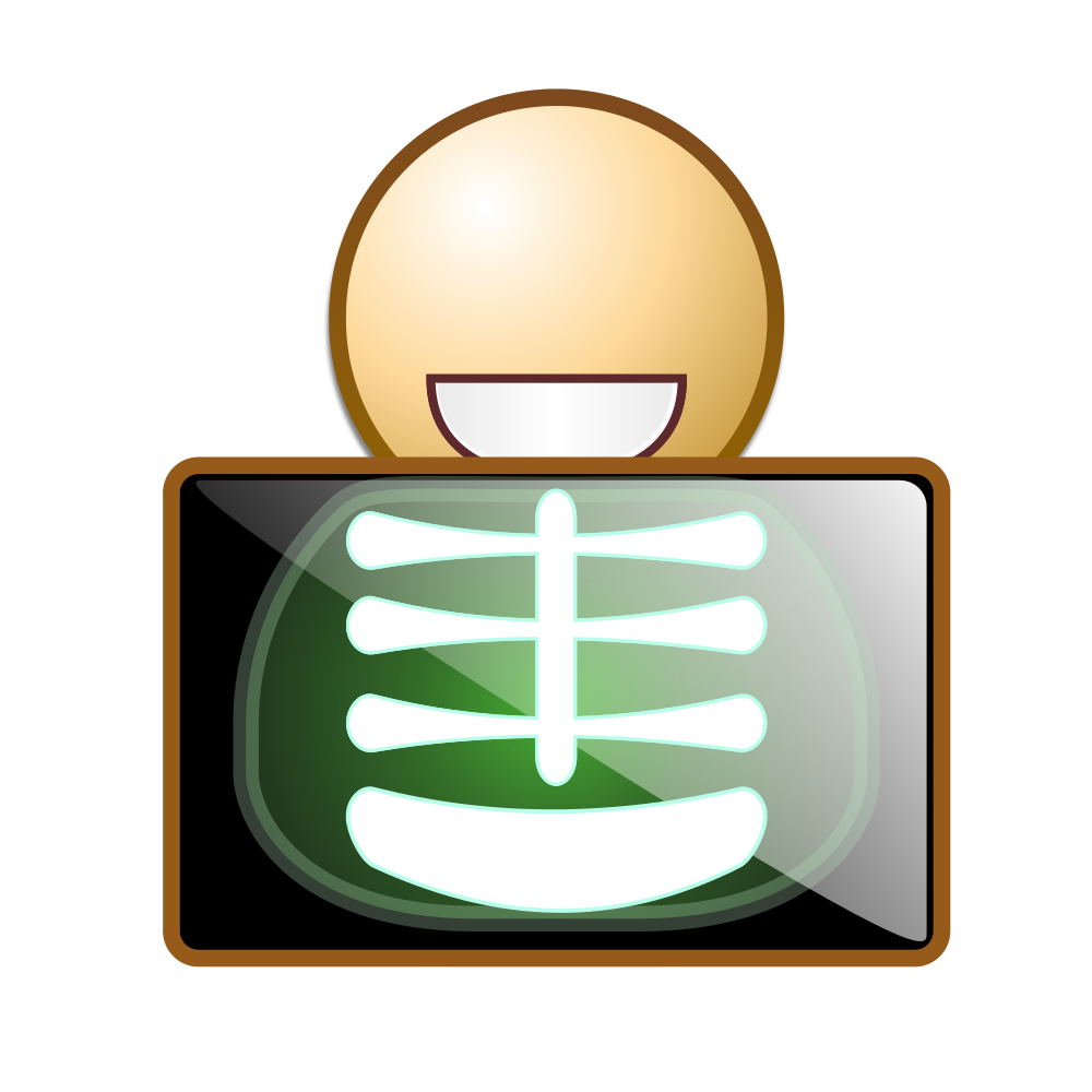 jpg library library File icon svg wikimedia. X ray clipart