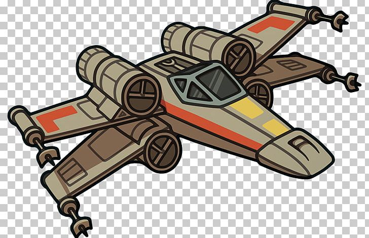 svg black and white stock Star wars miniatures game. X wing clipart