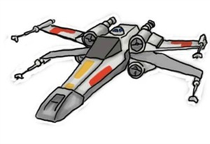 picture download X wing clipart. Station