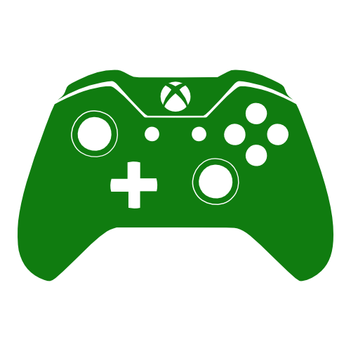png free stock One controller party video. Xbox clipart