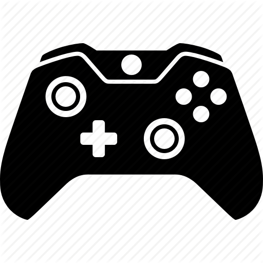 clip art black and white stock Xbox One Controller Drawing at GetDrawings