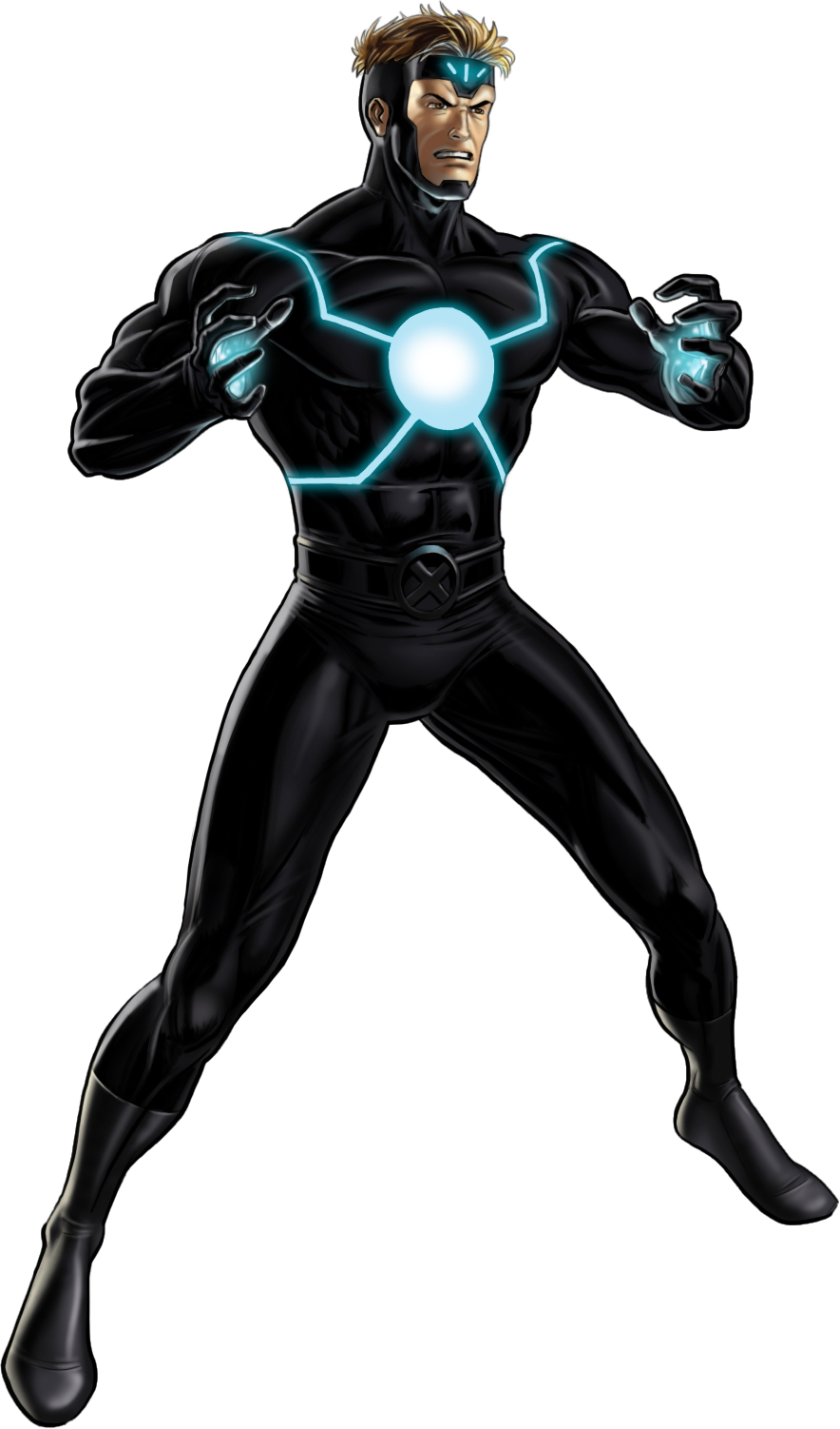 clip art free X men clipart. Havok marvel avengers alliance