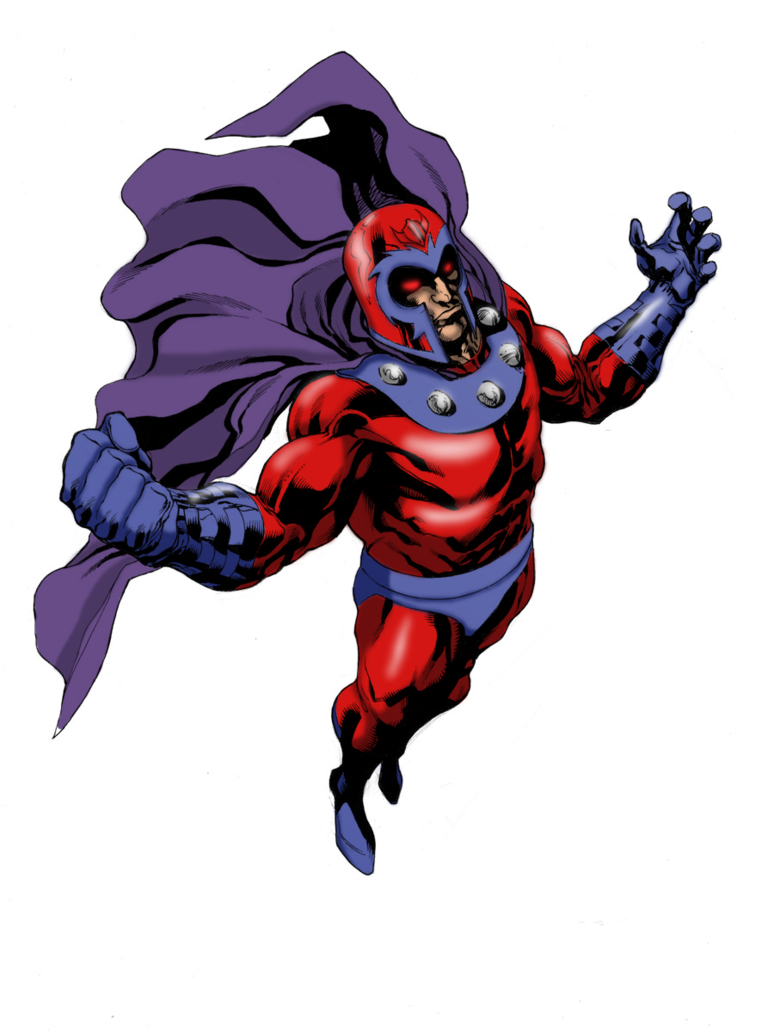 clipart free download X men clipart. Magneto by mlpochea on