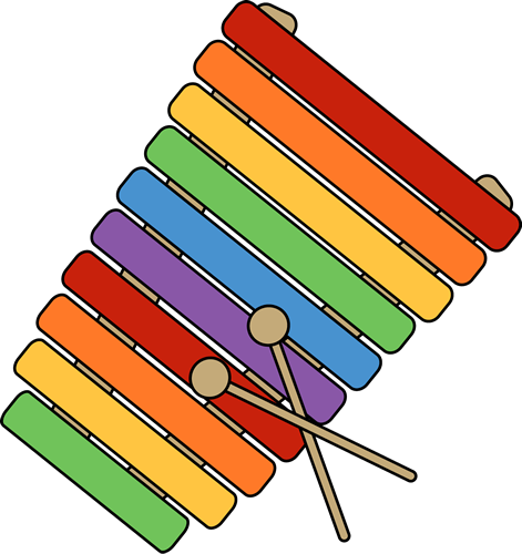 picture royalty free download . Xylophone clipart