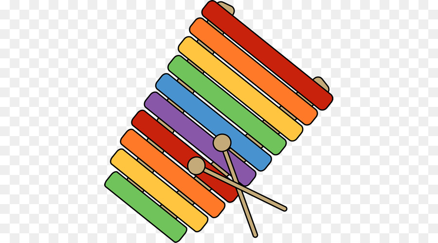 graphic library Line cartoon illustration . Xylophone clipart