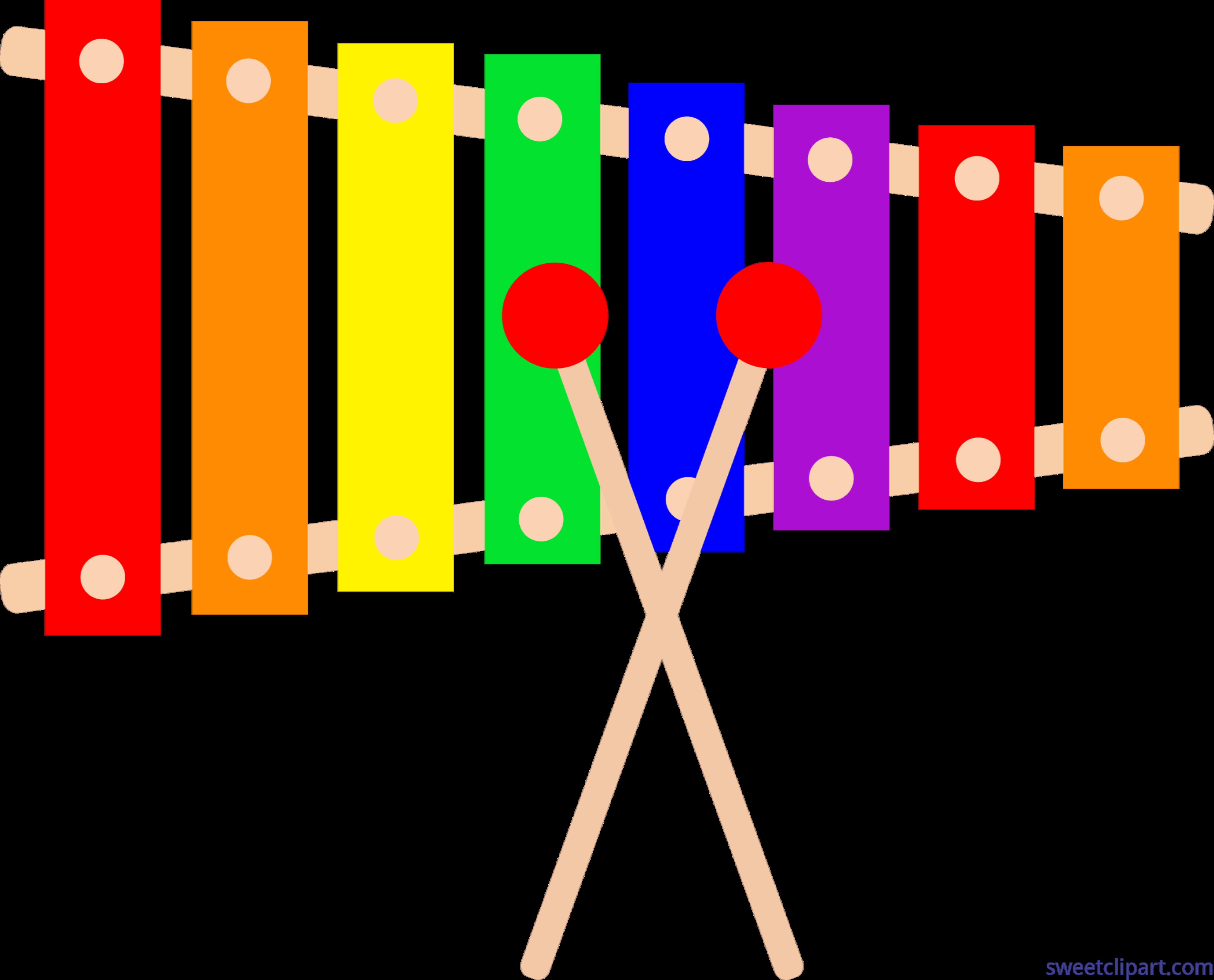 jpg Xylophone clipart. Clip art sweet