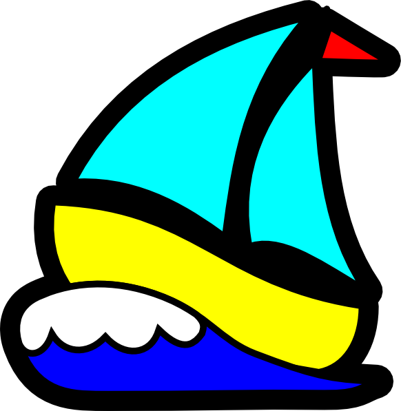 picture royalty free stock Sailboat Clip Art at Clker