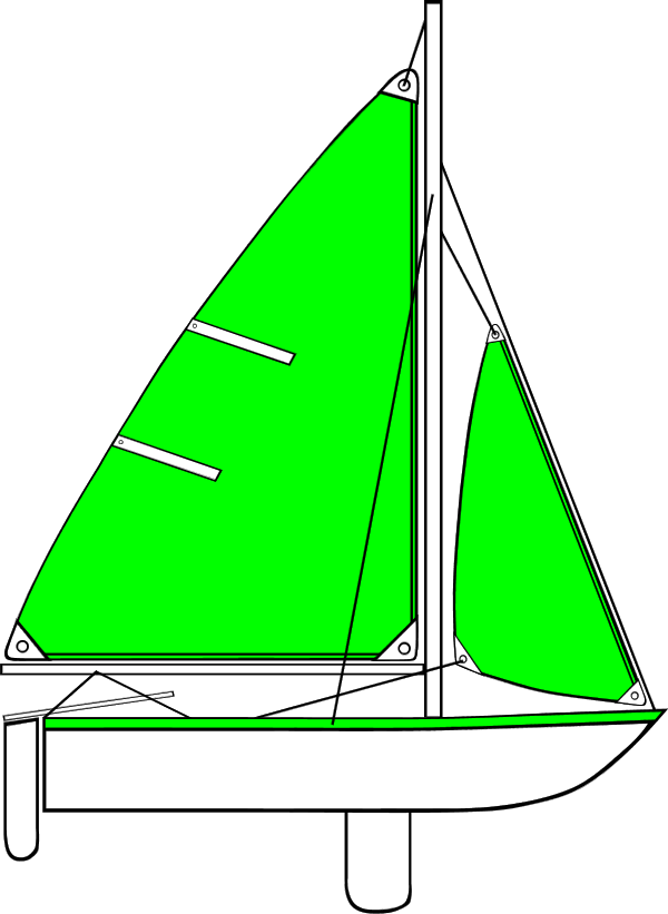 banner free download Yacht clipart baot. Boat mast clipground row