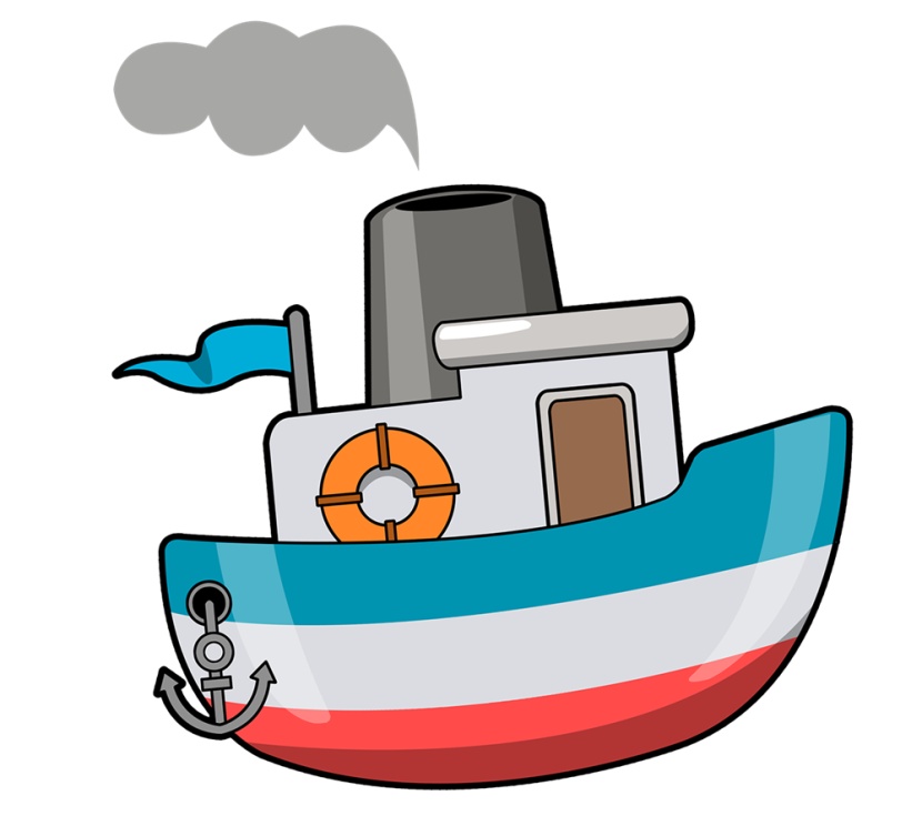 svg Pictures Of Cartoon Boats Image Group