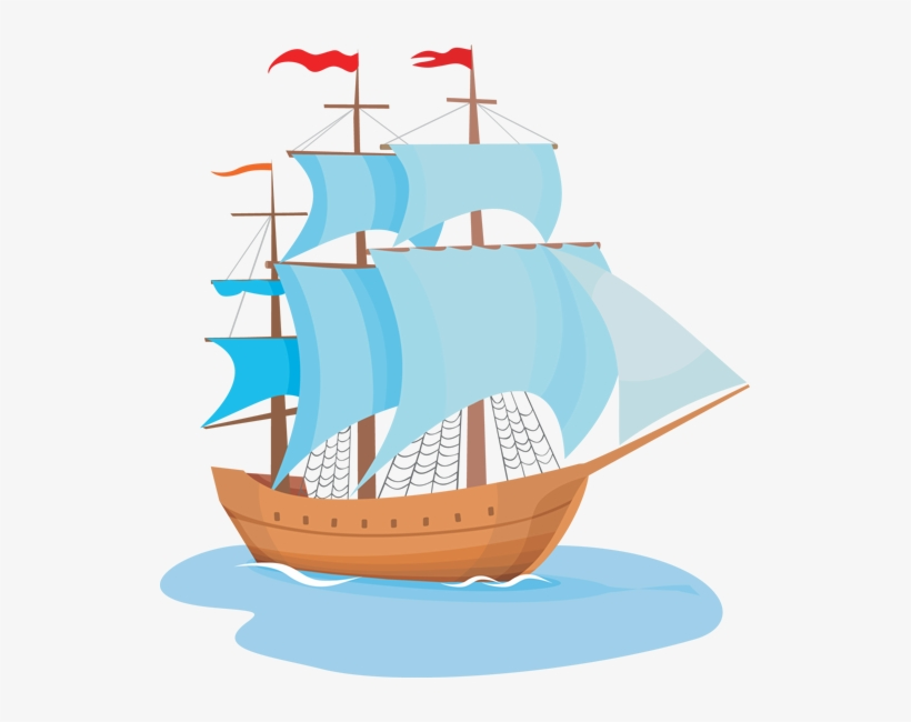 png freeuse stock Sailing ship png image. Yacht clipart big boat