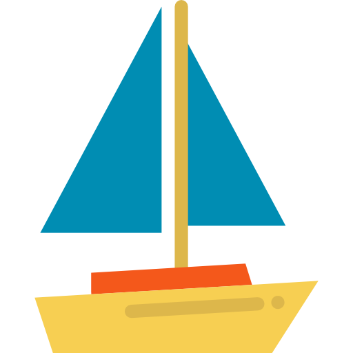 graphic black and white Yacht clipart blue baby. Sailing transportation sailboat boats