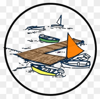 graphic Yacht clipart boat dock. Png download pinclipart