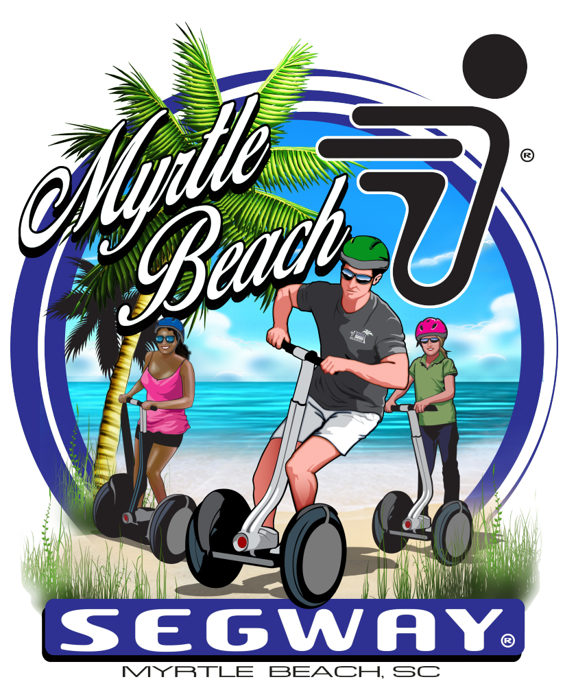 clip transparent stock Myrtle beach segway tours. Yacht clipart boat ride