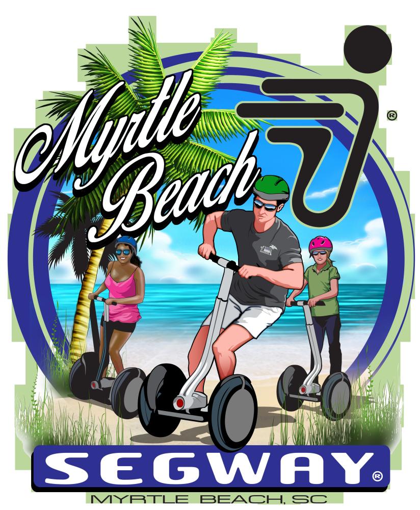 clip transparent stock Myrtle beach segway tours. Yacht clipart boat ride
