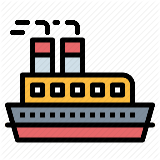 clip freeuse Travel by smalllike cruise. Yacht clipart boat transport