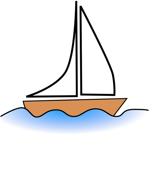 banner freeuse library Yacht clipart boat trip. Graphics shop of library