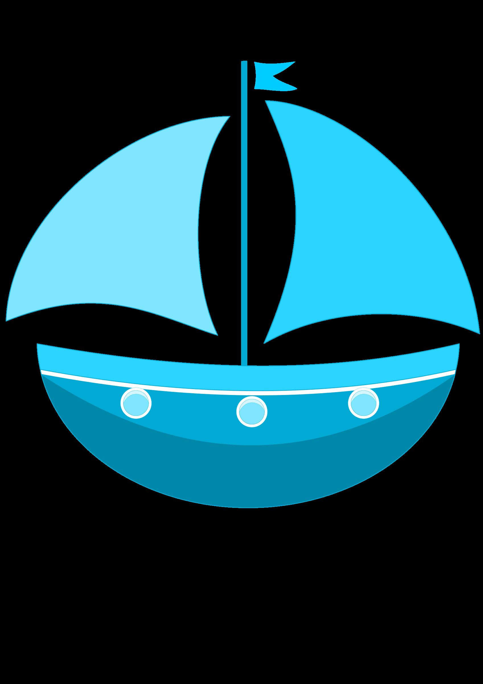 stock Sailboat cliparts shop of. Yacht clipart border