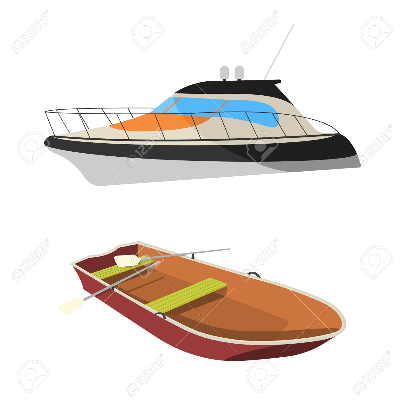 graphic download X free clip art. Yacht clipart bote